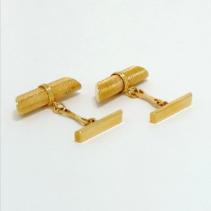 18ct Gold Cufflinks